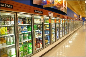 Safe Chilled Food Display