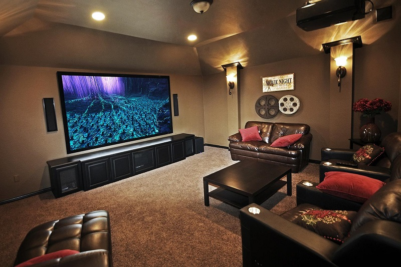Key Ideas for Home Cinema