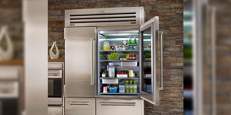 Buy a refrigerator