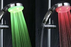 LED shower