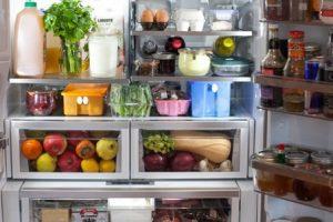Organize the fridge