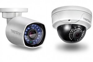 TRENDnet security cameras