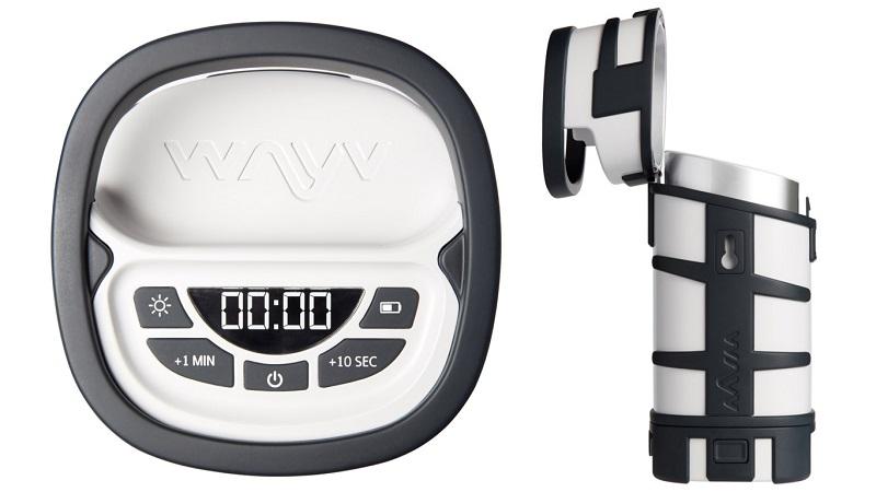 Wayv portable microwave oven