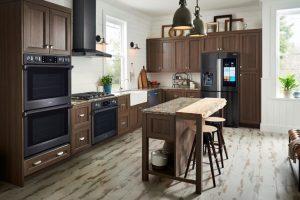 Samsung smart kitchen