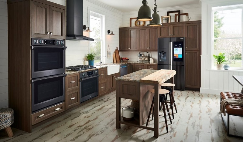 Samsung smart kitchen