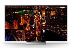 OLED televisions
