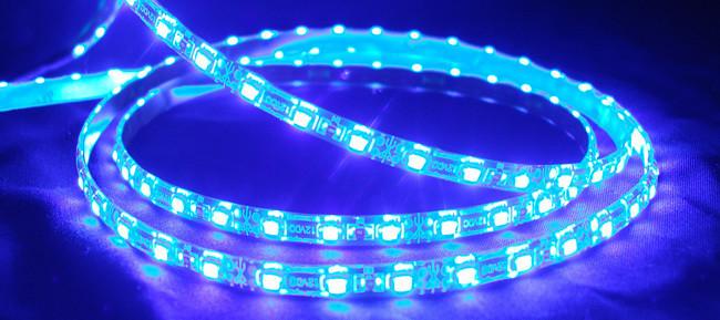 LED lights at home