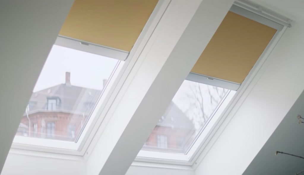 Velux smart window