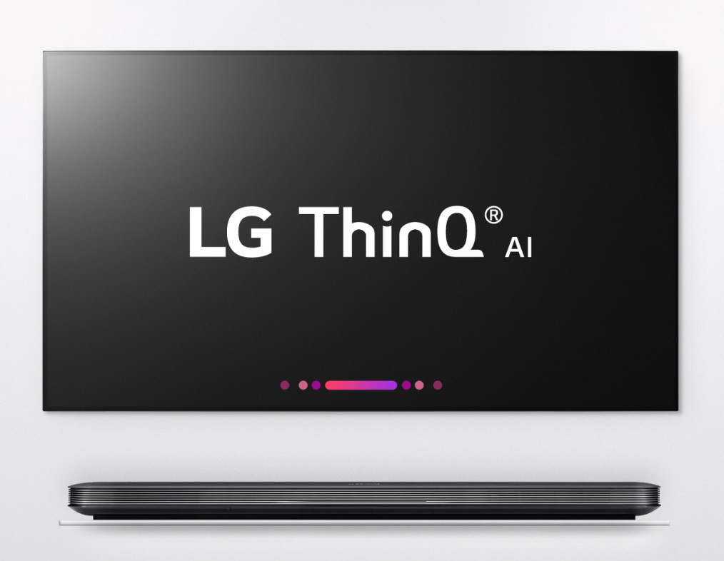 TVs for 2018 from LG, Samsung and Sony