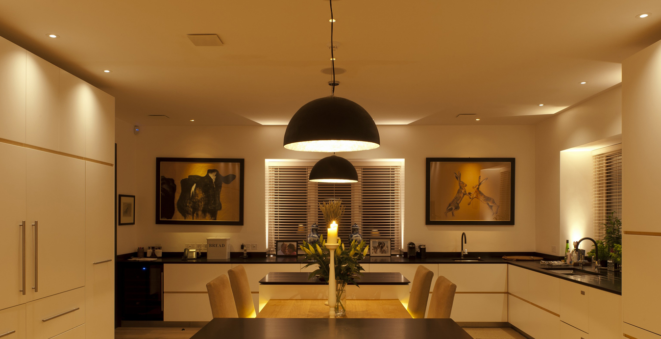 Domestic Lighting Design Ideas Veser