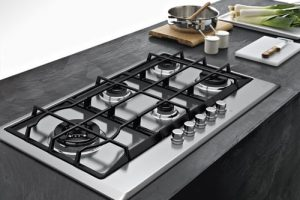Appliances in the kitchen