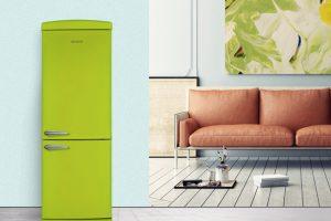 Becken refrigerators