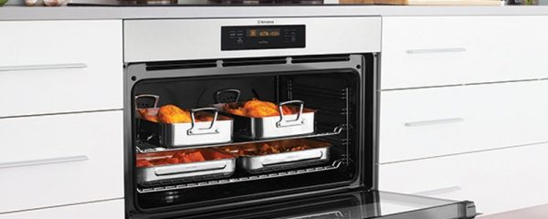 Built-in oven